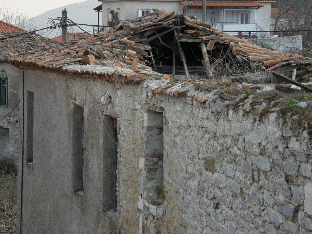Μνημείο το σπίτι που γεννήθηκε ο Νίκος Γκάτσος