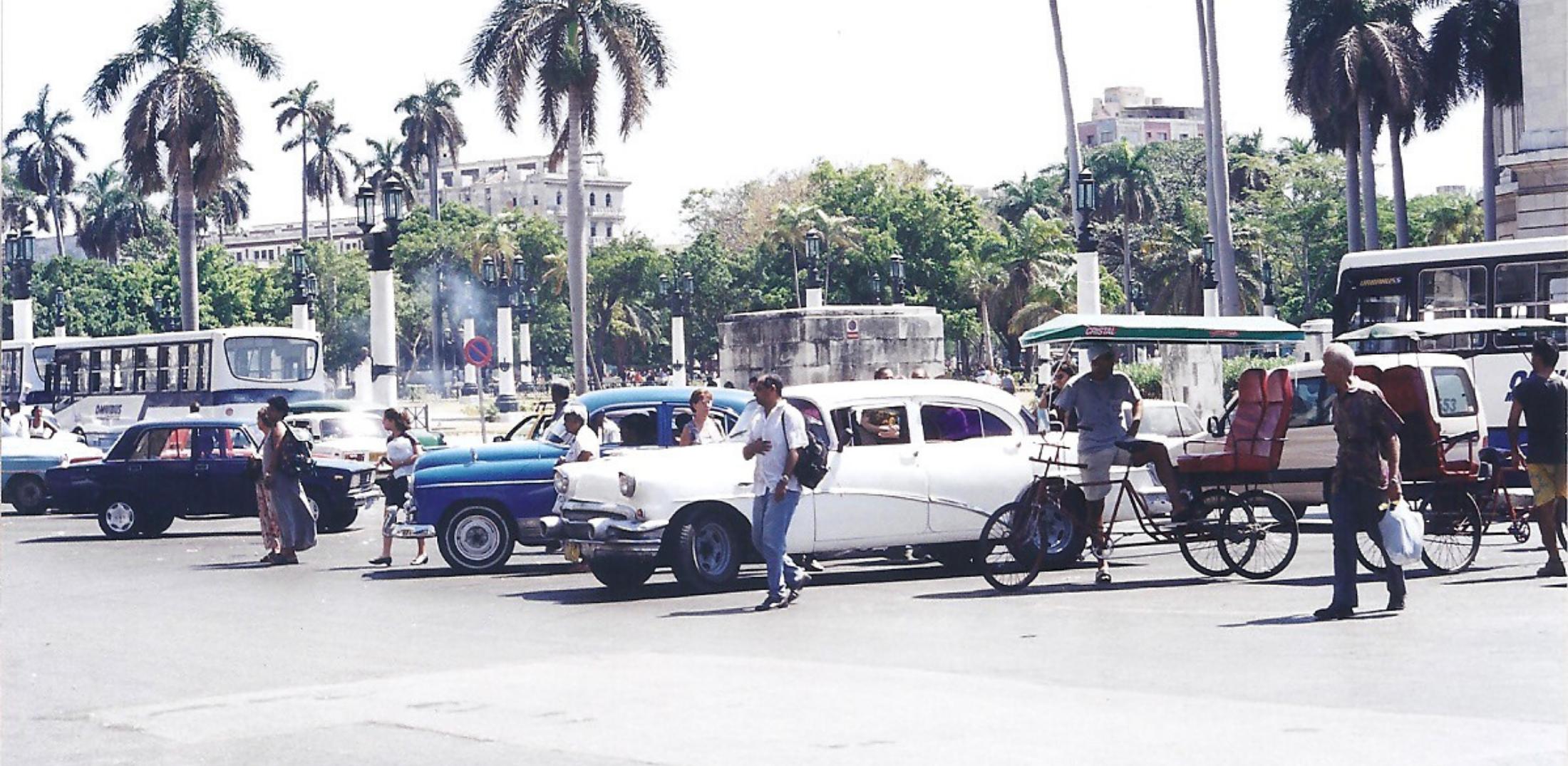 Havana oh-na-na*- Ταξίδι στην Κούβα του 2002