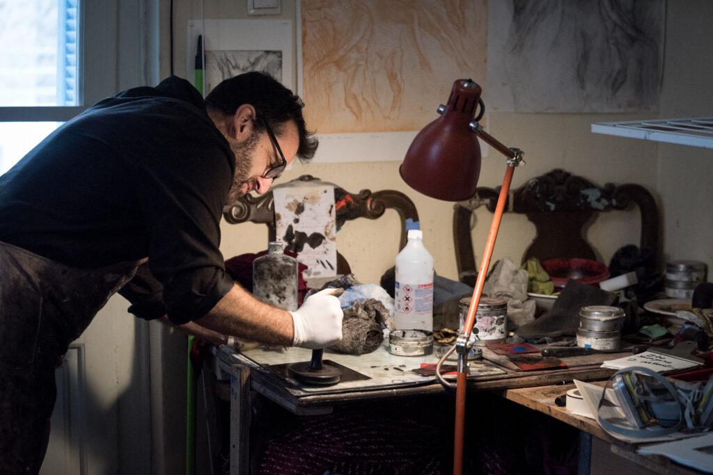 Tomas Watson laboratory