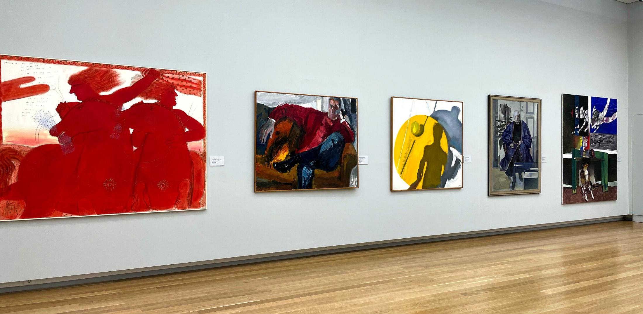 Μια βόλτα στη Νέα Εθνική Πινακοθήκη