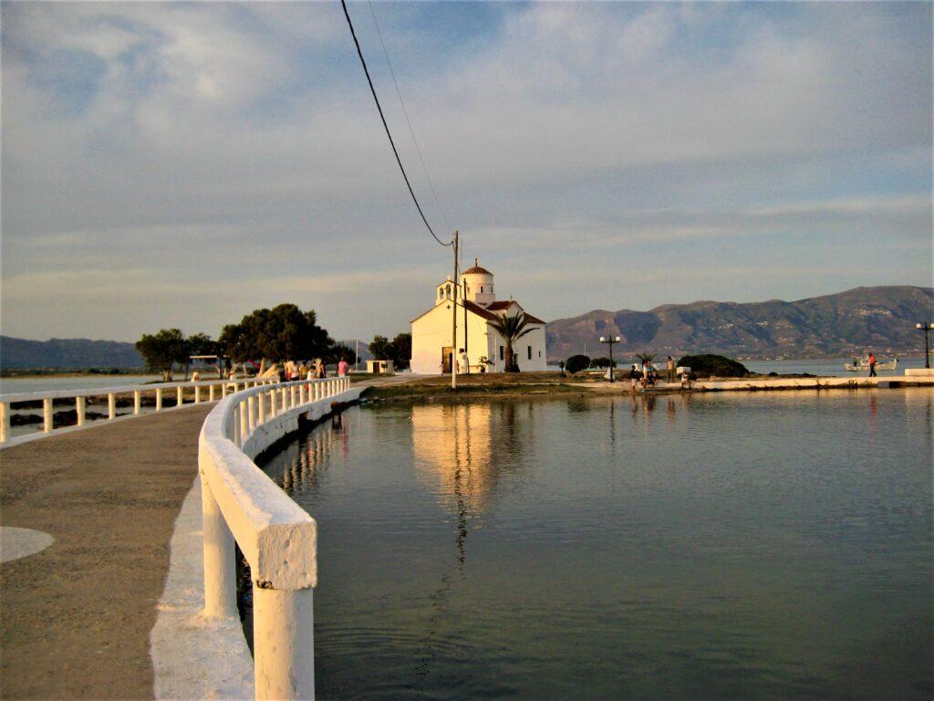 Άγιος Σπυρίδωνας Ελαφόνησος