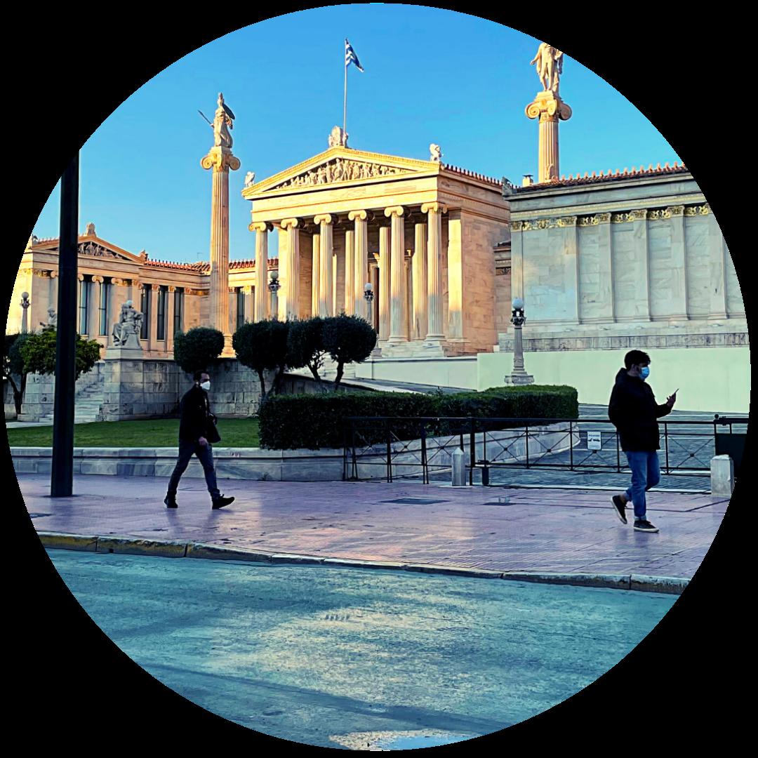 Περπατώντας την Αθήνα