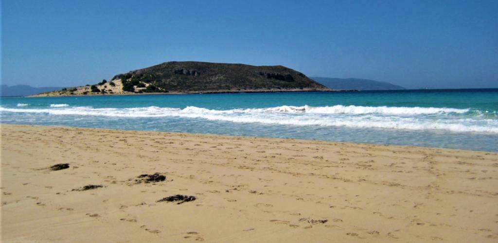 Ελαφόνησος- Παραλία του Σίμου
