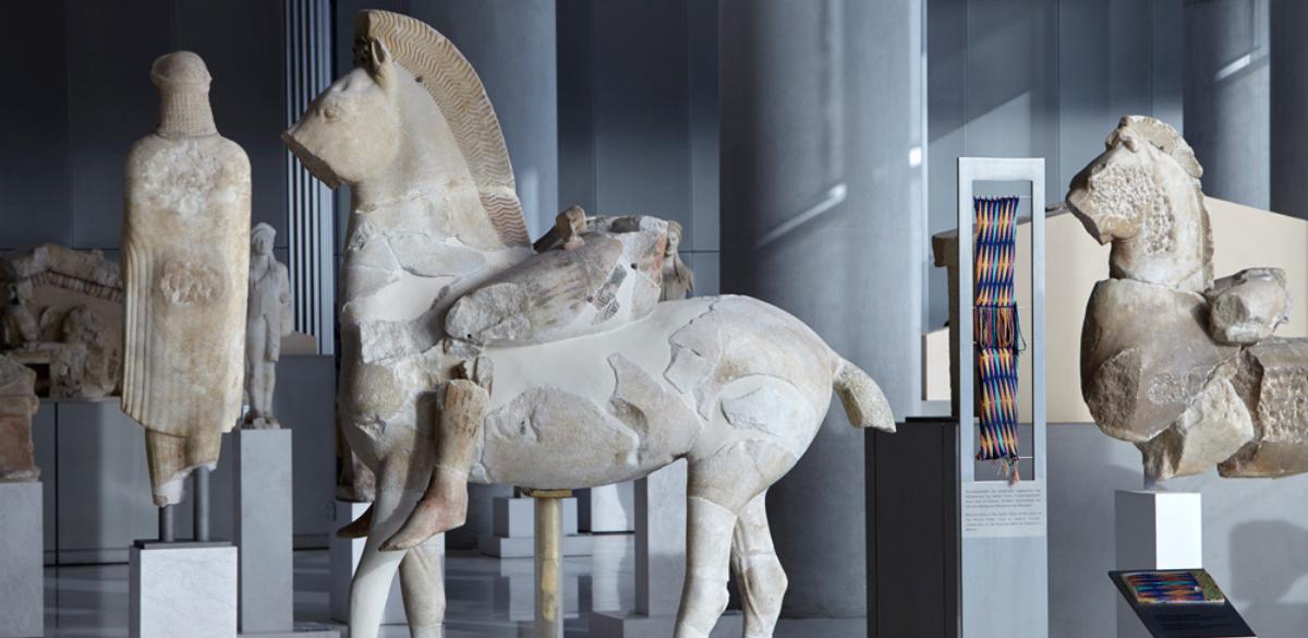 Μουσείο Ακρόπολης: Ένα μουσείο ανοιχτό σε όλους